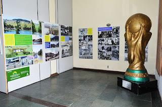 CIT recebe exposições 'Memórias da Cidade' e 'Teresópolis, casa da Seleção'