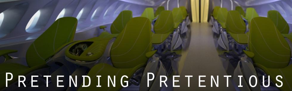 Pretending Pretentious