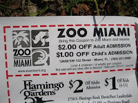 Zoo Miami coupons