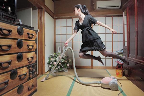 Jump Photography by Natsumi Hayashi