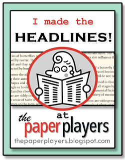 Paper Players Headliner