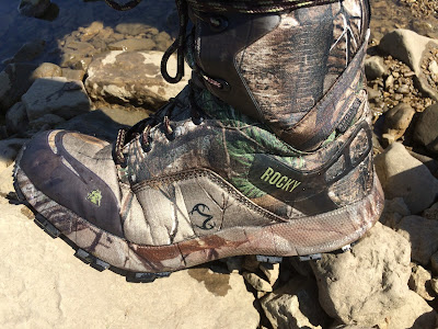 Rocky Broadhead Boot Review
