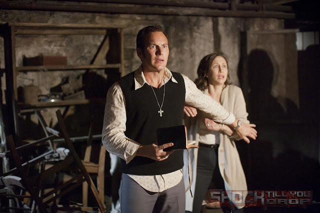 The Conjuring - Ed and Lorraine Warren | A Constantly Racing Mind