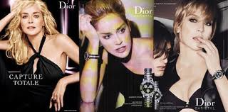 Sharon Stone: Cosmetics
