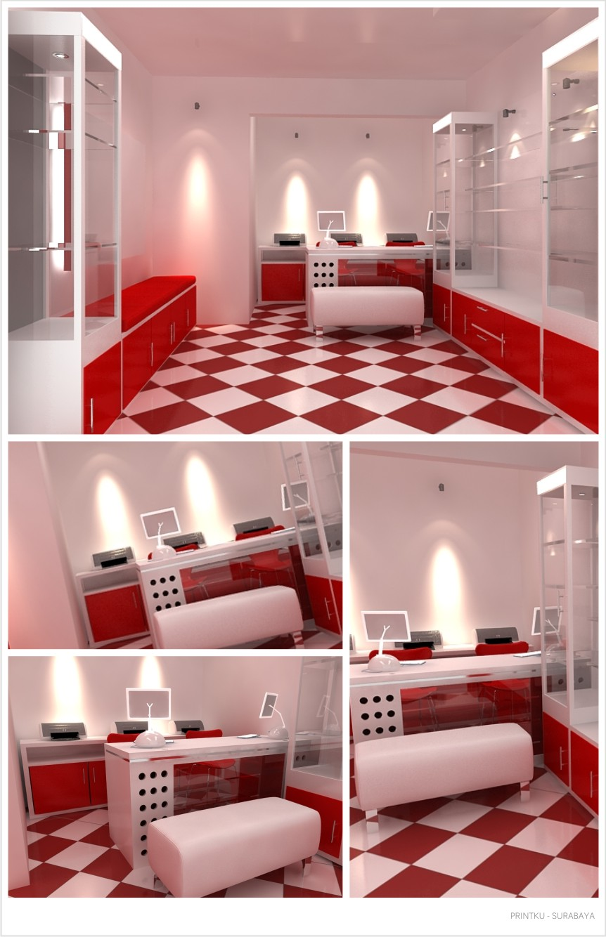 DESAIN INTERIOR PRINTKU