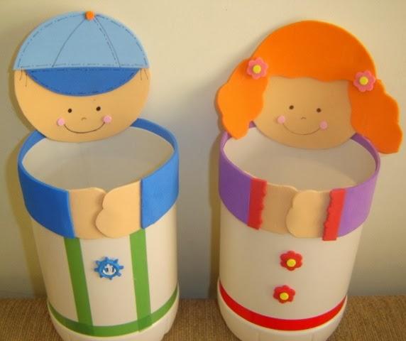 http://www.jugarycolorear.com/2010/02/porta-lapiceros-con-latas-recicladas-y.html