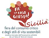 Fa La Cosa Giusta! Sicilia