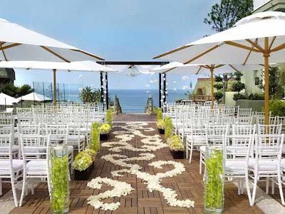 Beautiful Beach Wedding Decoration Ideas