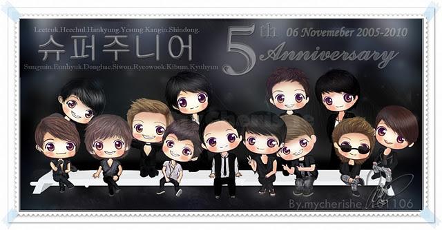 Super Junior Fan Art