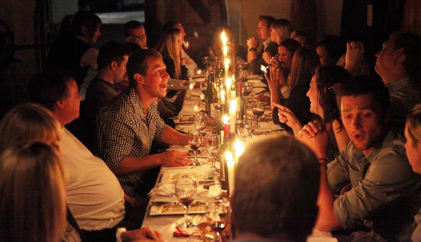 """""""Come Wine with us"""" at Boer & Brit, Oude Wellington Estate 