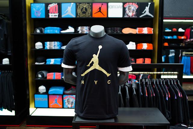 Nike planea abrir la primera tienda Jordan de la historia