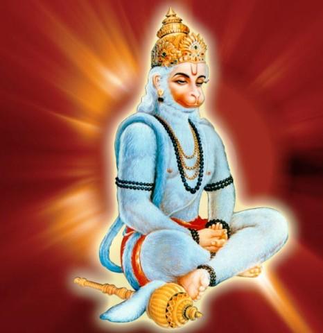 image of god hanuman ji. Shree Hanuman Aarti · Downlaod Shree Hanuman Aarti