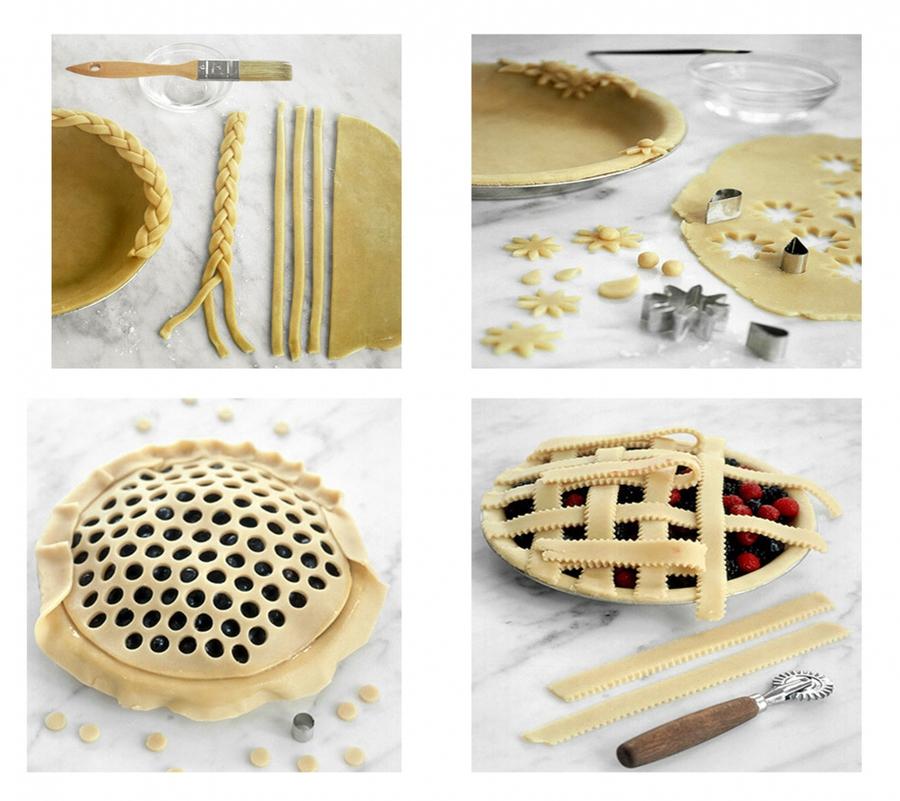 Как самому сделать пирогу