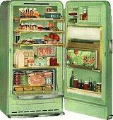 refrigeradoras verdes