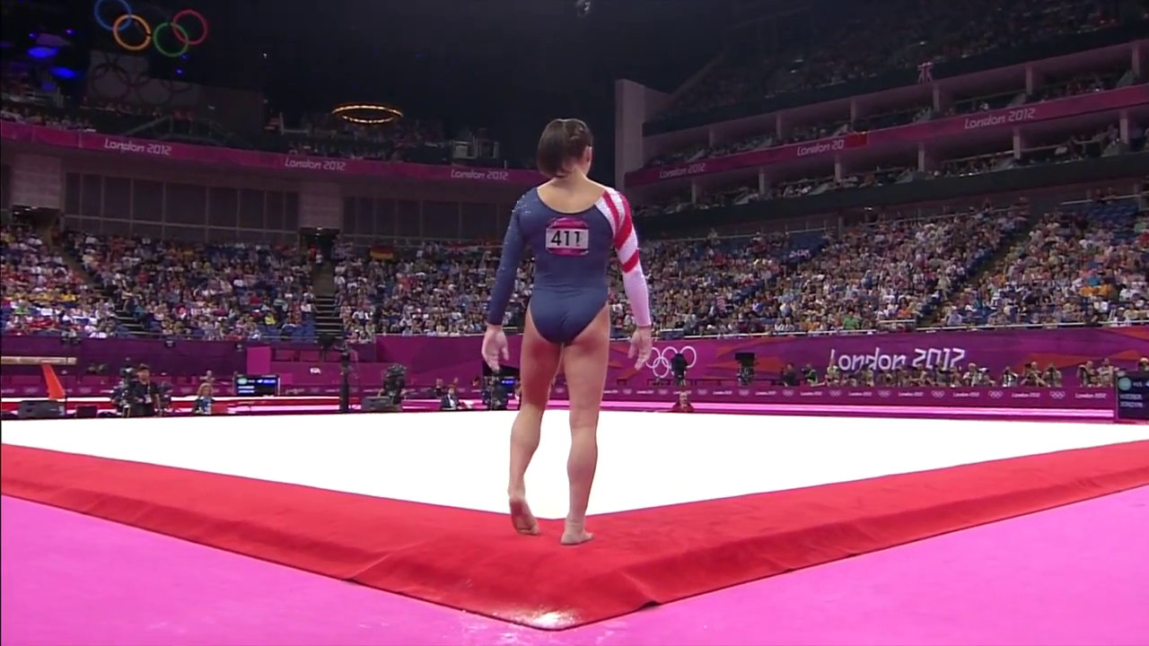 Gymnastics and more jordyn wieber women 39 s floor for Floor gymnastics