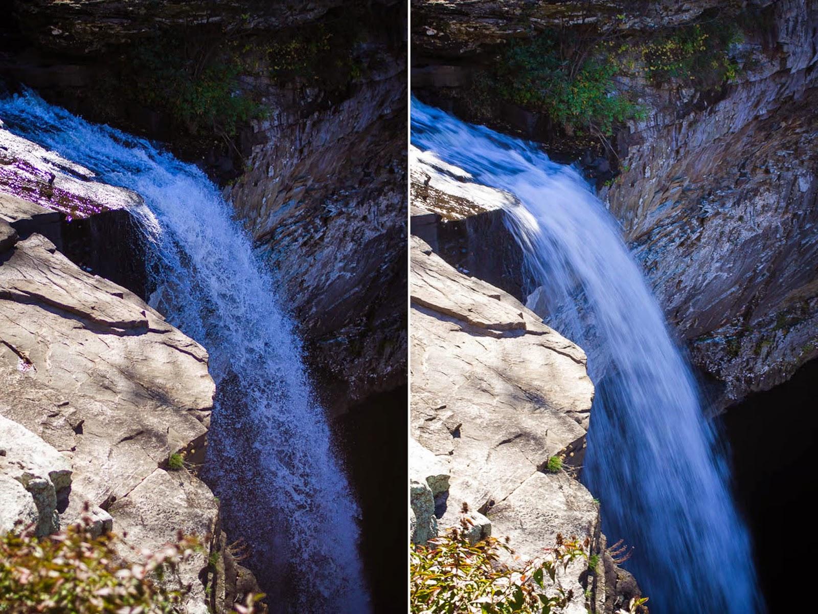 DeSoto State Park Falls AL