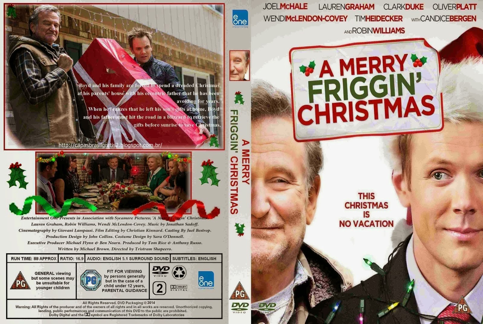 12 gifts of christmas dvd