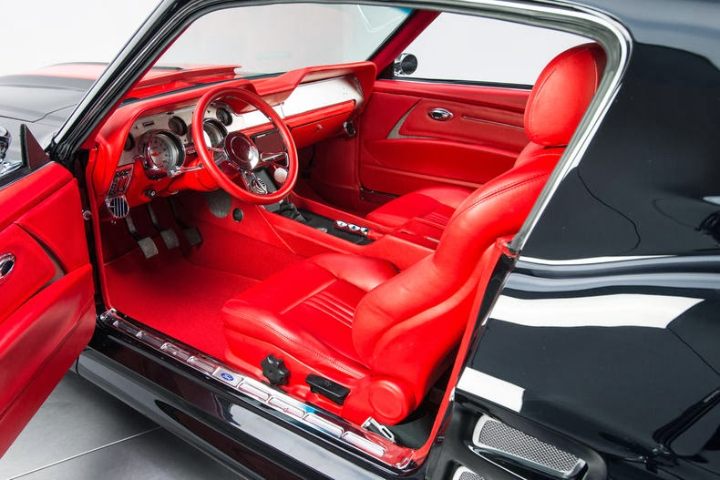 The Coolest 1967 Ford Mustang Gt Auto Restorationice