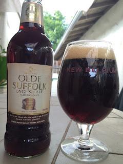 Greene King Olde Suffolk English Ale 1