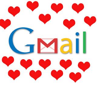 membuat gambar logo Gmail