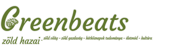 Greenbeats zöld hazai