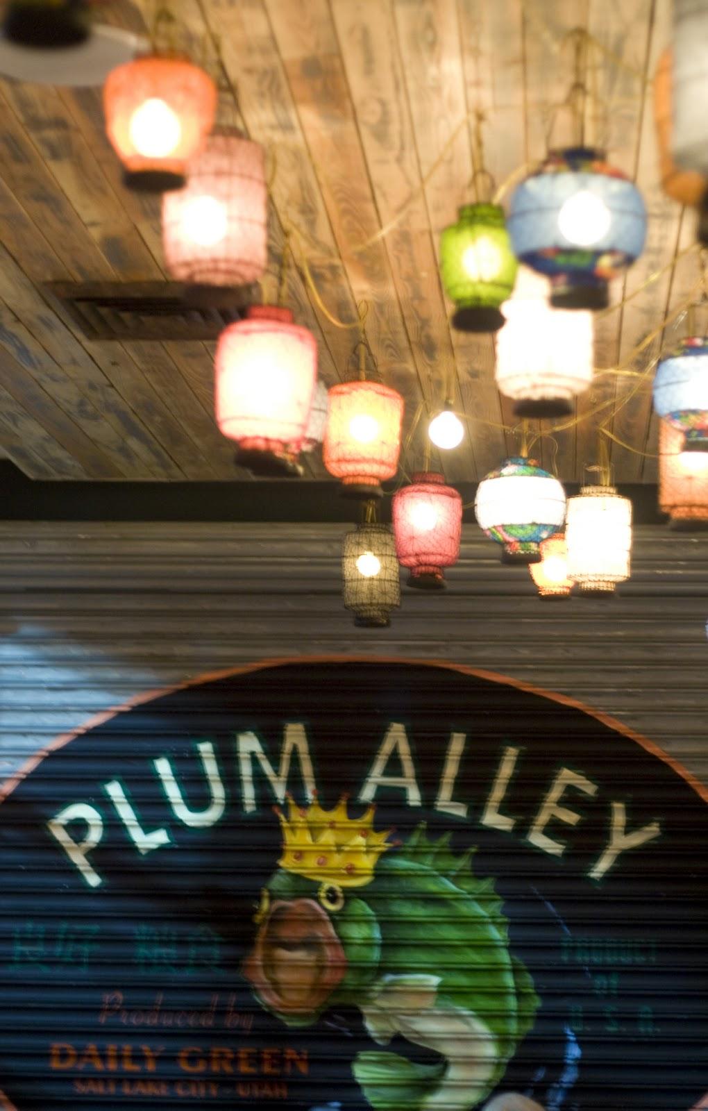 Plum Alley in Salt Lake City