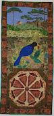 Coré-etuba -  a lenda da gralha azul