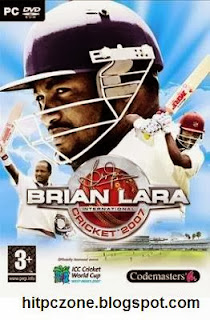 Brian Lara International Cricket 2007 Highly Compressed Download