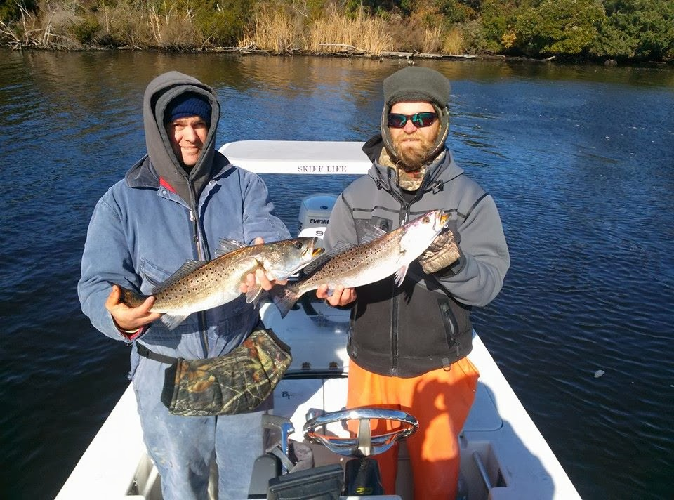 Topsail area fishing report nov 24 2013 for Topsail fishing report