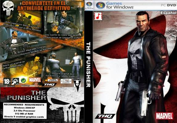 The+Punisher+RIP+GAMES+Download JUEGOS PC FULL SUPERCOMPRIMIDOS (LIVIANOS) 1 LINK POR depositfiles.com