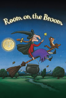 Ver Pelicula Room On The Broom Online