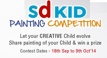 Make your child SDkid and Win Prizes