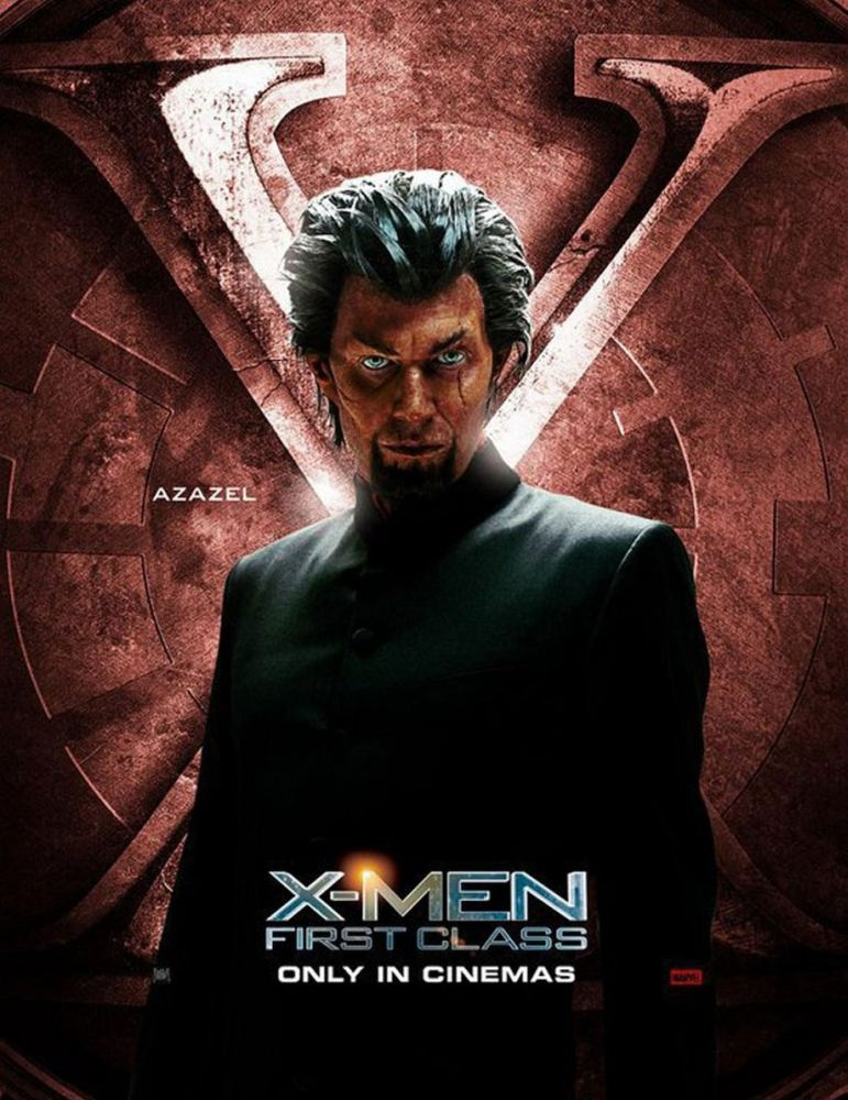 X Men First Class Characters