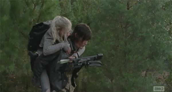 """Daryl y Beth  """"The Walking Dead 4x13"""""""