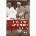 Amazon: Buy History of Modern India (Paperback) for Rs. 88