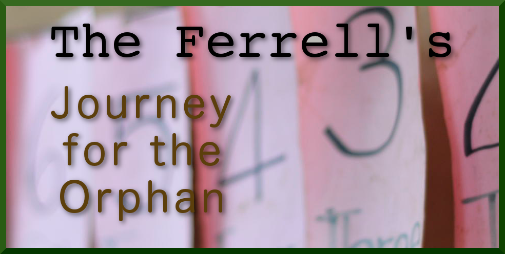 Journey for the Orphan