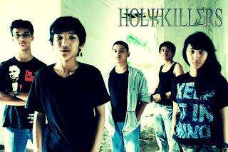 HolyKillers band Metalcore Tangerang Foto Wallpaper