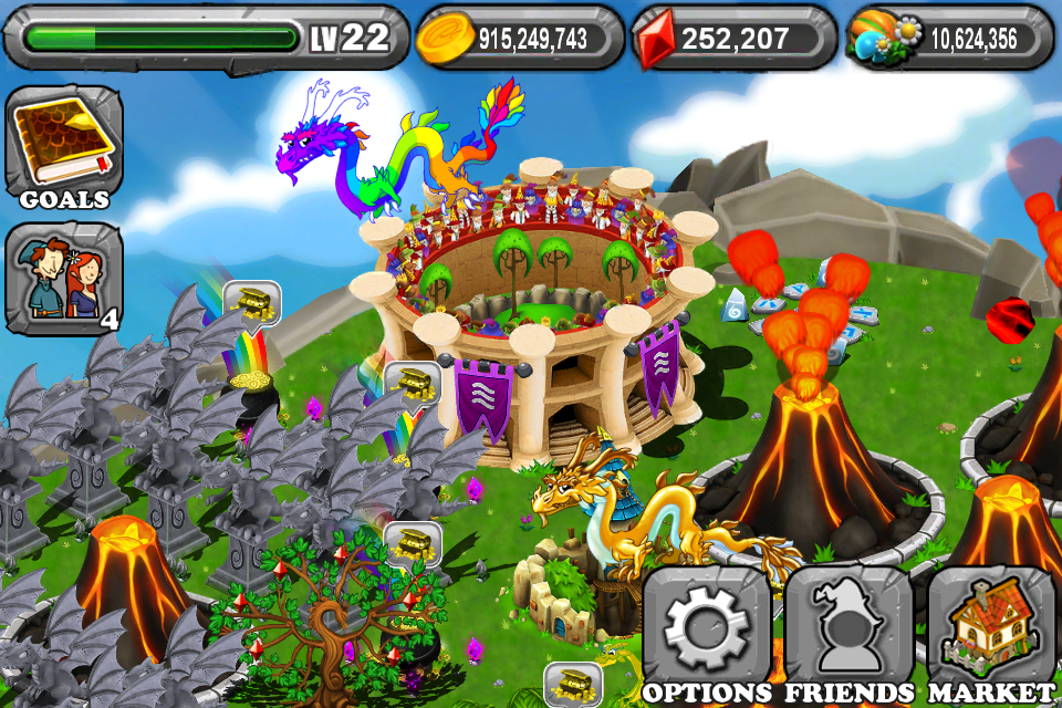 DragonVale Globe hack for android