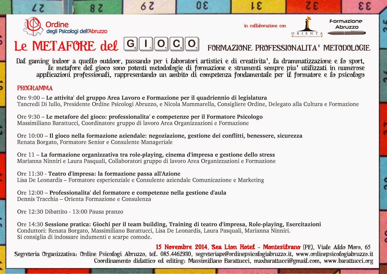 Psicologi Pescara