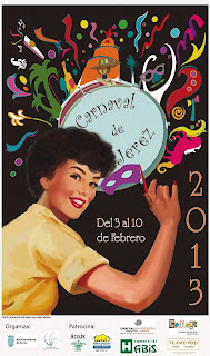 Carnaval de Jerez 2013 - Diana Gallardo Medina
