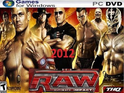 WWE Raw Ultimate Impact 2012 Game Download Kickass