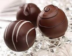 resep bola coklat valentine