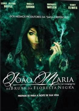 João e Maria: A Bruxa da Floresta Negra  Download