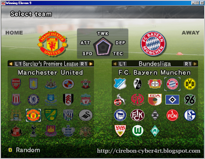 Update Pemain Game Winning Eleven 9 Bulan April 2013