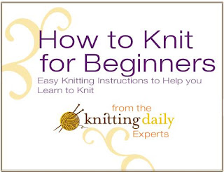 How To Knit For Beginner