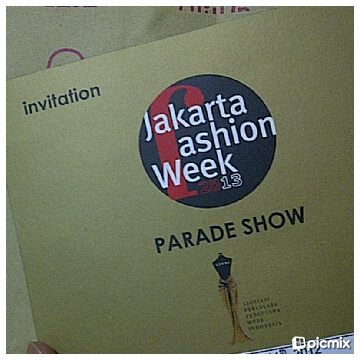 De ordinary invitation jakarta fashion week 2013 invitation jakarta fashion week 2013 by hannie hananto stopboris Images