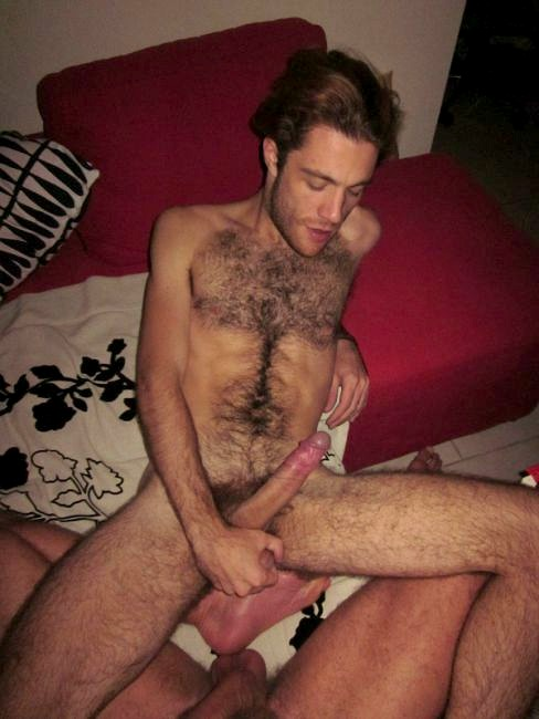 Opinion Young hairy hunk men