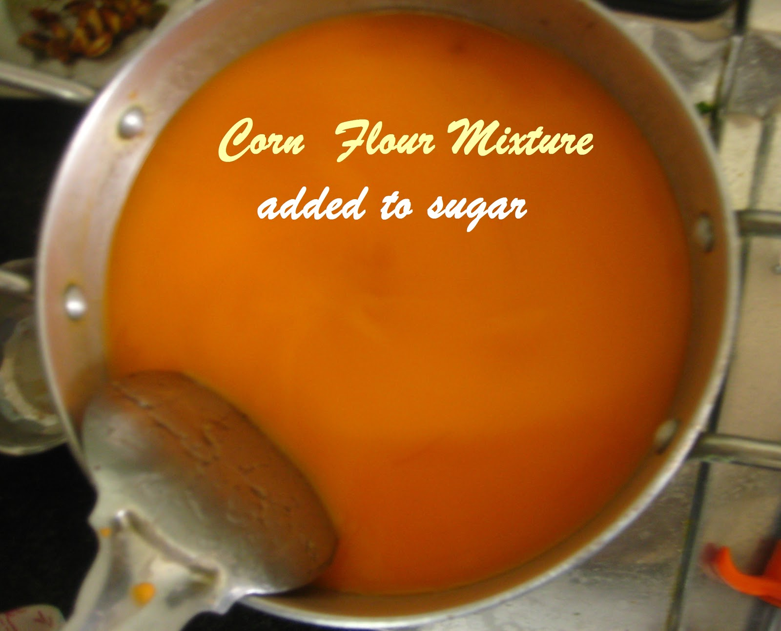 how to make corn flour at home