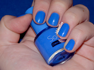 Softer Crazy Colours nr 27 - Blue Angel