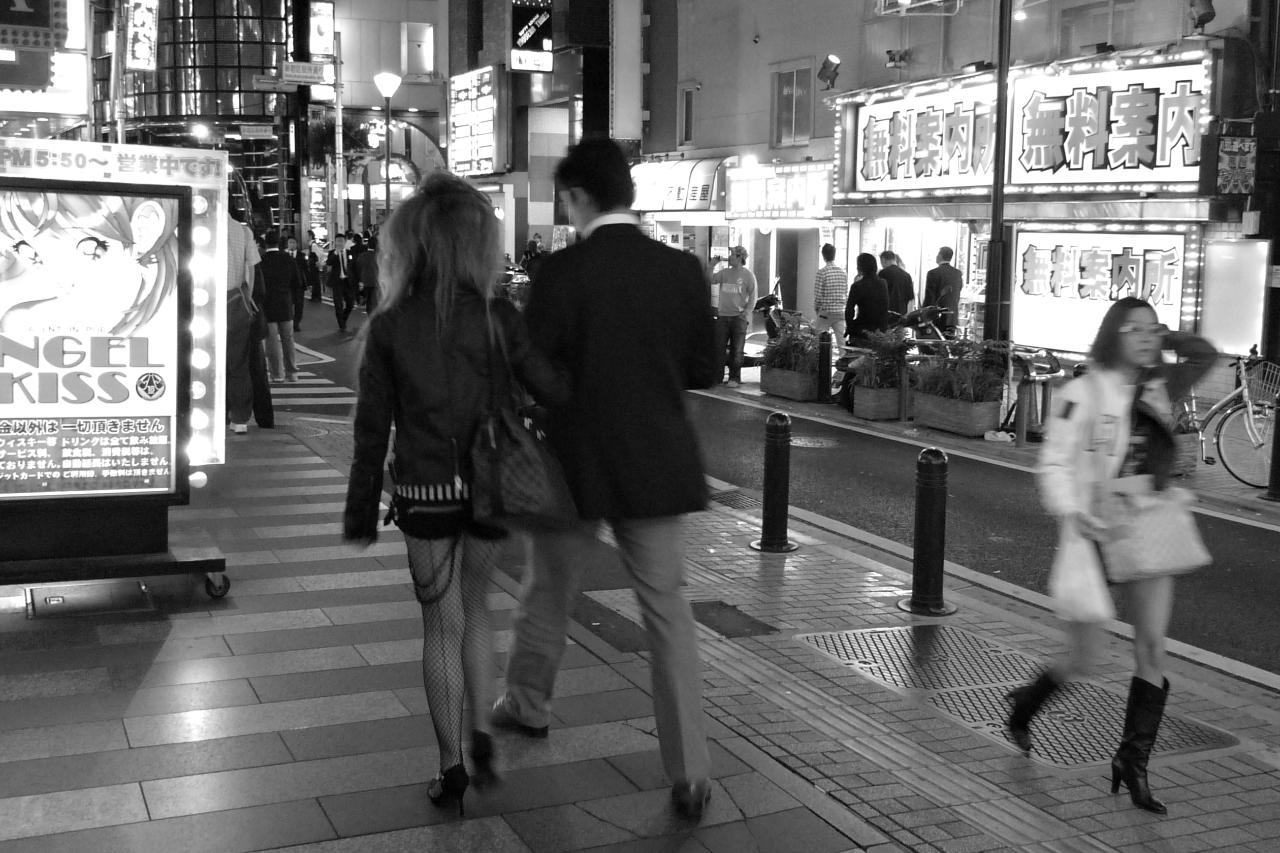 Shinjuku Mad - Happy endings 18